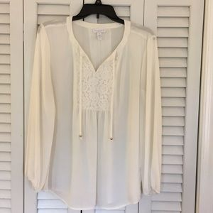 Charter Club tunic style top